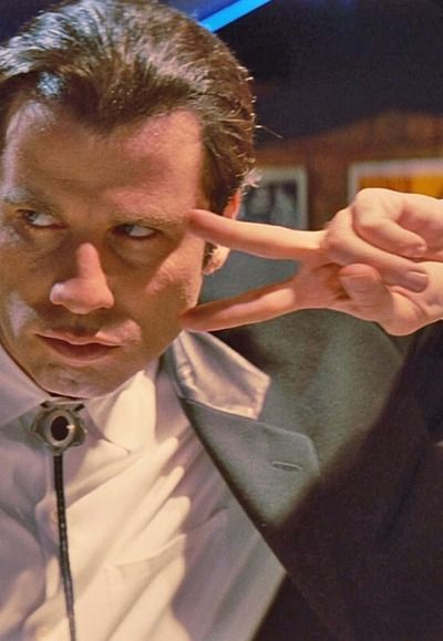 John Travolta - Pulp Fiction