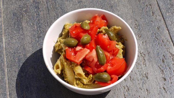 Polskie South Beach: Pesto ze świeżych pomidorów