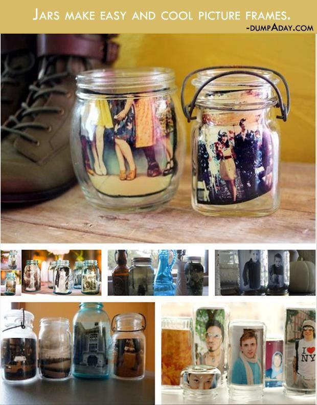 Do It Yourself Craft Ideas – 48 Pics