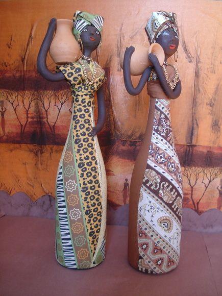 Africanas de Garrafa                                                       …                                                                                                                                                                                 Mais