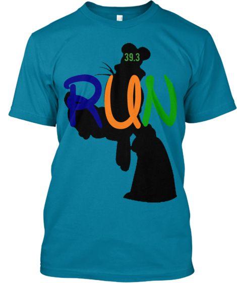 Goofy 39.3 RUN Challenge Inspired Shirts