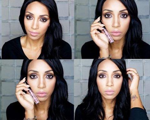 Buongiorno!! Finalmente è venerdì...ed il mio post con ultimo video make-up è online...link in bio👄 #makeuptime #nelly #blogger