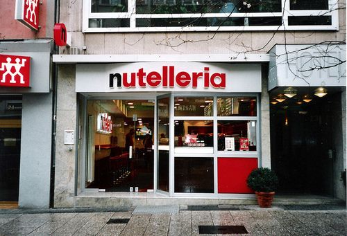 oh my freakin nutella!! :O: Buckets Lists, Real Life, Favorite Places, Dreams, Frankfurt Germany, Food, Magic Places, Nutella, Heavens
