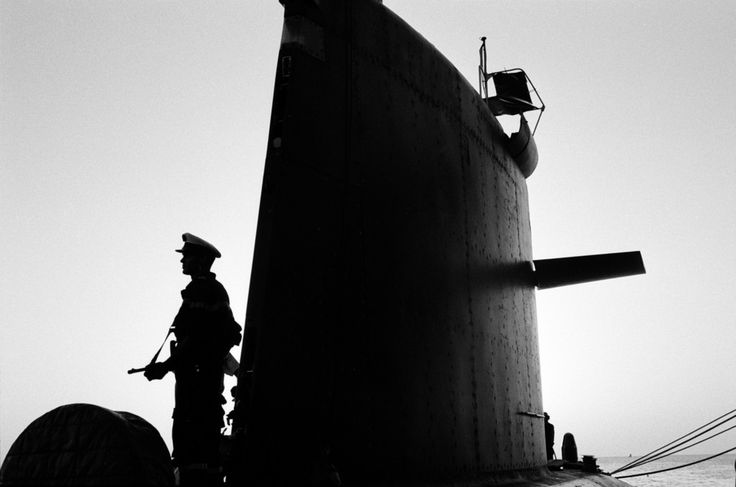"""Jean Gaumy. Sous-marin nucléaire """"Améthyste"""" de Djibouti à la Crête.""""Opération Red Shark"""""""