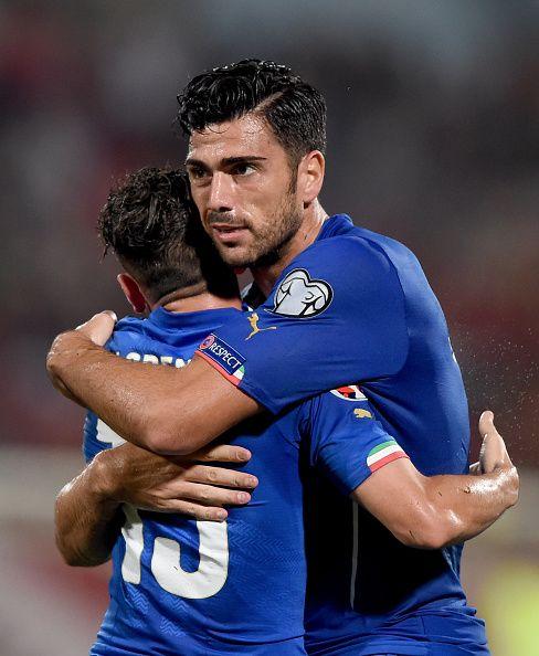 Graziano Pelle | Italy #soccer #football #Italia
