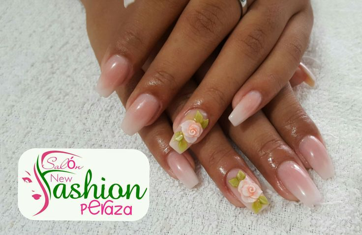 Uñas acrilicas #NewFashionPeraza