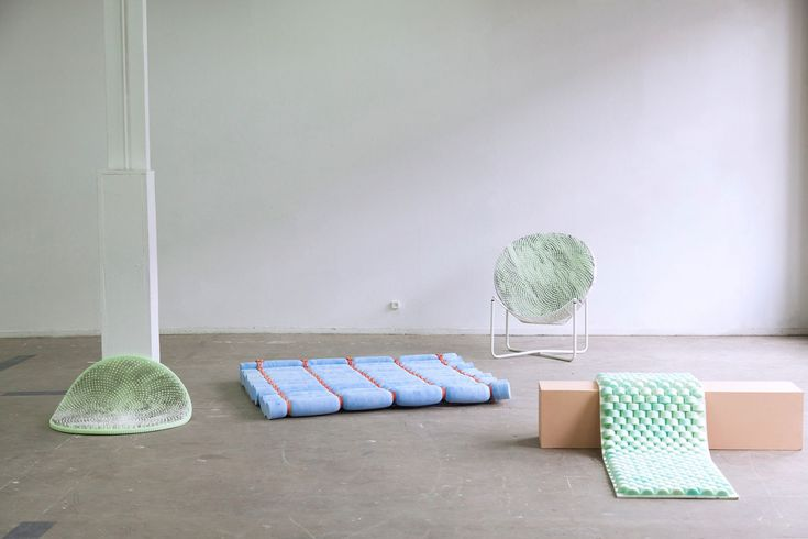 <p>Victoria Ledig & Mandy Roos are part of the young designers collective Form & Seek. Both graduated from the Design Academy Eindhoven, they use 'the beautiful, the ugly and the awkward' as
