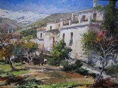 Alpujarras - Comprar Arte. Venta de Arte. Galería de Arte Online