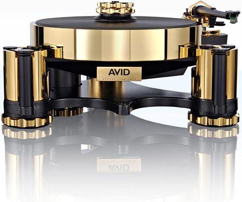 """Avid - High-End Turntable"" !...  http://about.me/Samissomar"