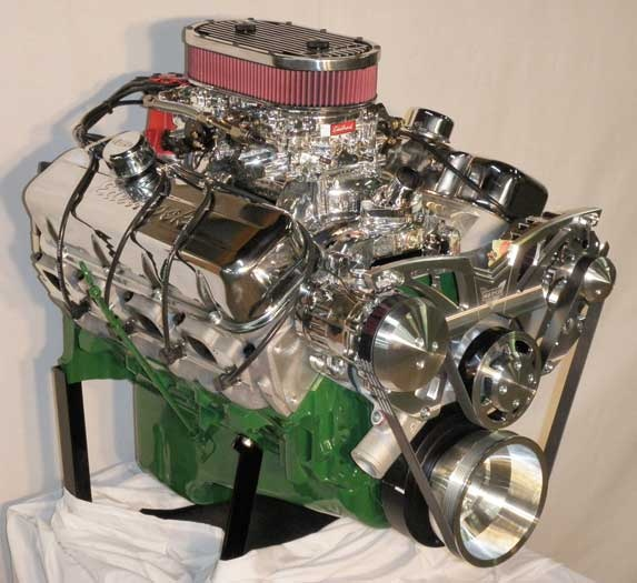 Chevy Crate Engines by Proformance Unlimited  http://www.proformanceunlimited.com/chevy.html