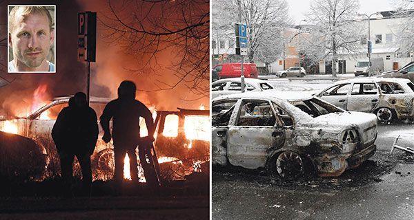 DEBATT. Måndag kväll. Jag befinner mig hemma när jobbtelefonen börjar plinga. Upplopp i Rinkeby. Stenkastning mot polis. Bilar som bränns. Barrikader som blockerar vägen in mot…