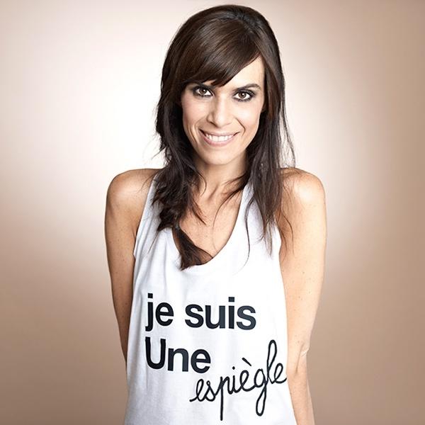 Géraldine du blog Punky B. maquillée en Une Natural Beauty ! #unebeauty