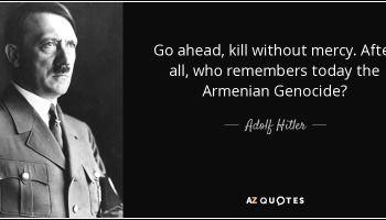 En wéér bewapent Duitsland de Ottomanen om een genocide te plegen