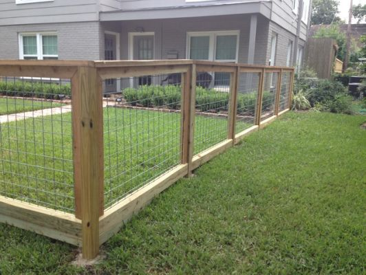 30 Lovely Cattle Panel Fence Ideas Welded Wire Fence