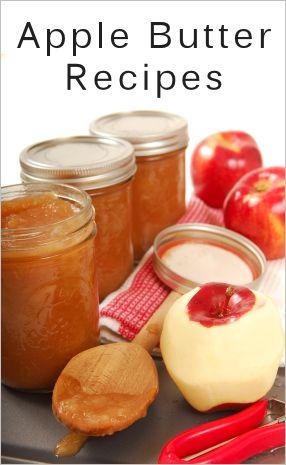 Homemade Apple Butter 10 Different Recipes Via Http