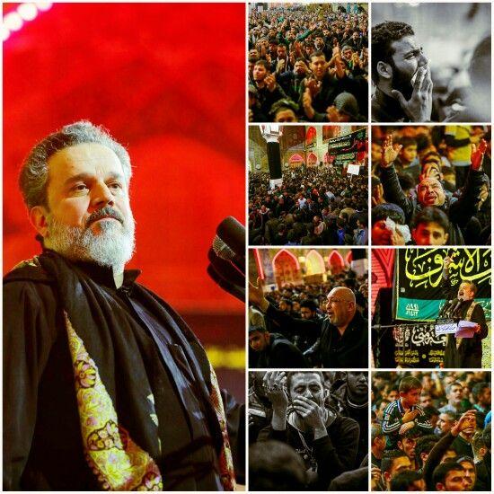 موكب النجف الأشرف يجدد العزاء بمناسبة إستشهاد فاطمة الزهراء لليلة الثالثة على التوالي في العتبة العلوية المقدسة  Al Najaf Al Ashraf Procession Mourn the Martyrdom of Fatima Zahra for the Third Night in Imam Ali Holy Shrine.  #8thRabiAlAkher #MarkedMartyrdom #FatimaZahra