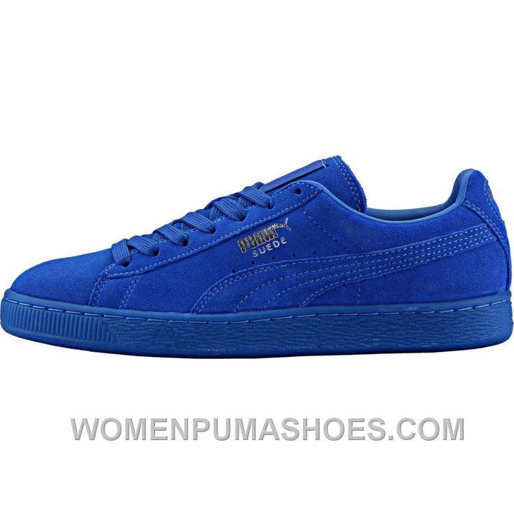 http://www.womenpumashoes.com/puma-suede-classic-iced-royal-blue-royal-blue-lastest-hcmze.html PUMA SUEDE CLASSIC + ICED - ROYAL BLUE/ROYAL BLUE LASTEST HCMZE Only $65.00 , Free Shipping!