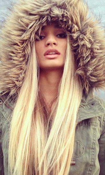 Pia Mia hair envy <3
