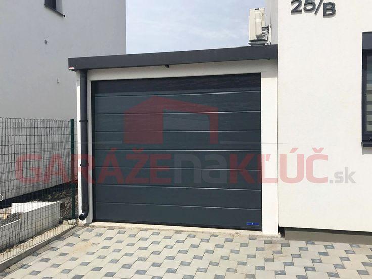 Montovaná garáž pre jedno auto