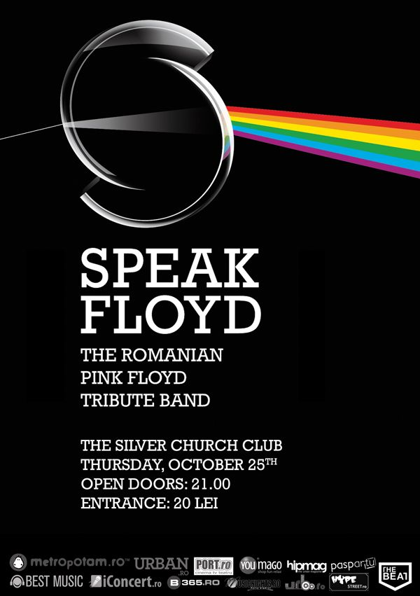 SPEAK FLOYD - Concert tribut Pink Floyd