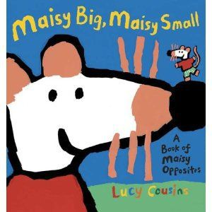 Maisy Mouse storytime ideas from Storytime Katie