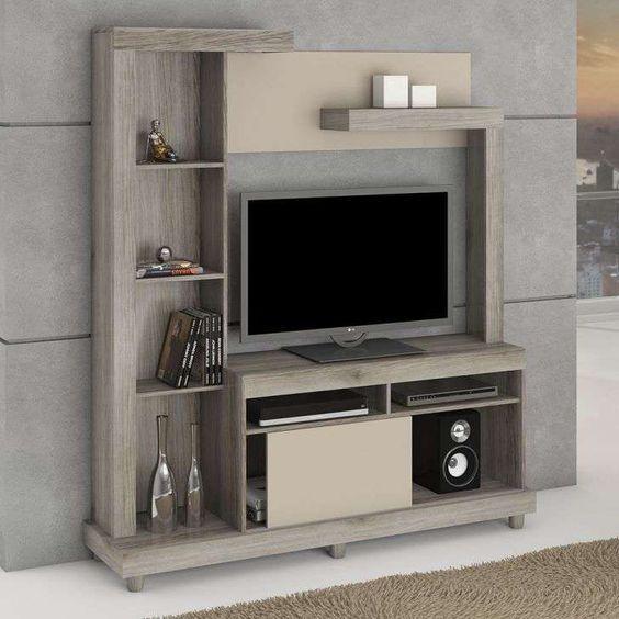 8 best desain taman rumah modern minimalis images on - Muebles para televisiones planas ...