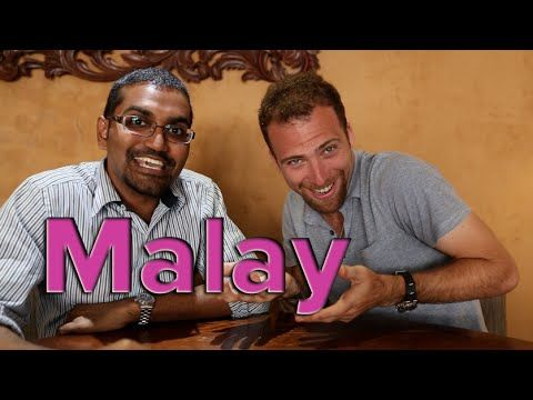 Malay Language Basic's - YouTube