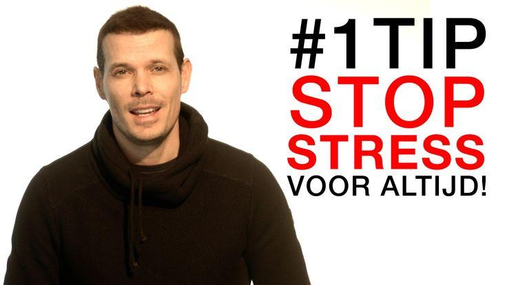 Stress verminderen én voorkomen: de #1 tip om stress voor altijd te stop...