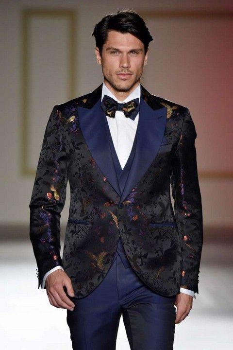 f4ca70863792 Luxusný pánsky oblek svadobny salon valery