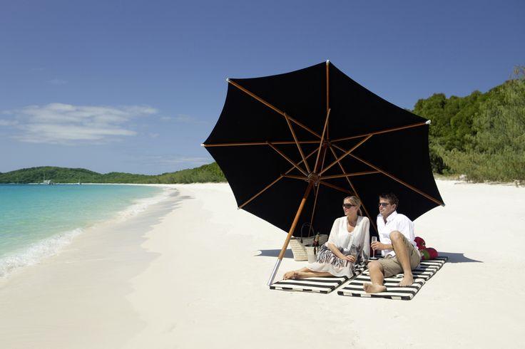 Beachside bliss with #qualia