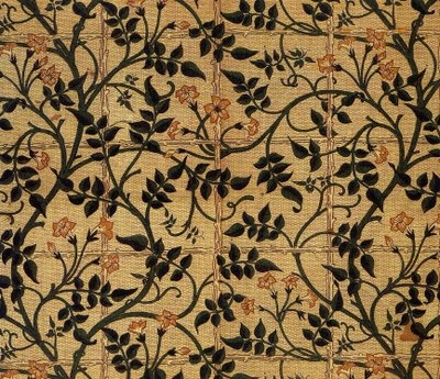 William Morris Arts and Crafts Wallpaper