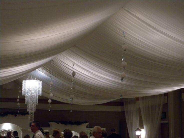 Utah Wedding ceiling canopy rental, False ceilings for ...