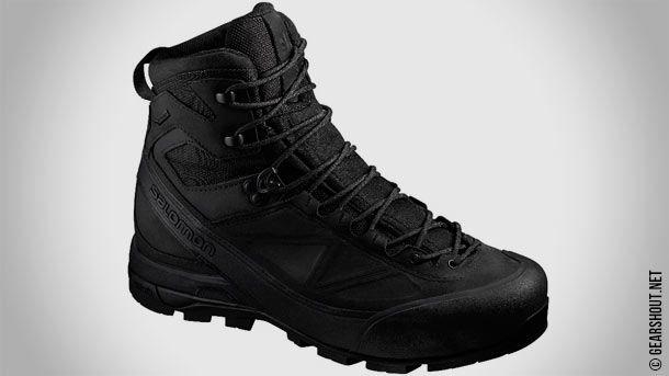 Коллекция военно-тактической обуви Salomon Forces скоро дополнится горными ботинками X-ALP MTN GTX