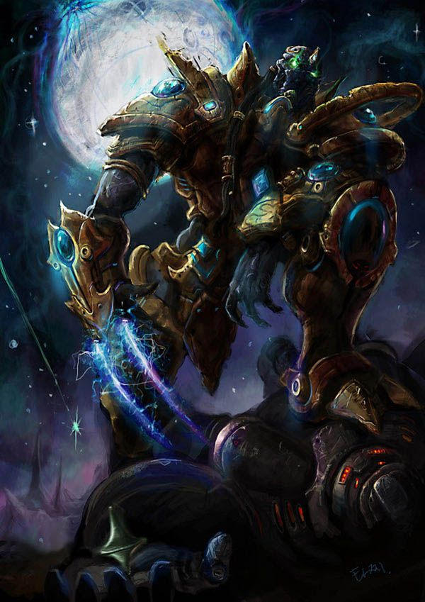 starcraft 2 ar