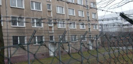 """Flüchtlingsheim in Leipzig: """"In Syrien stirbst du schnell, hier stirbst du langsam"""" - SPIEGEL ONLINE - Nachrichten - Politik"""