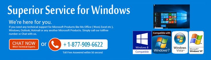 If you want solution for Windows product such as Microsoft Office, Office excel, Outlook mail and Windows (XP, 7, 8 & 10) & Antivirus Defender. Easy Call and Chat With Windows technical support expert.