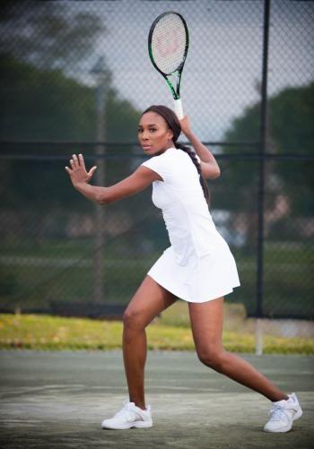 Venus Williams' #EleVen #Wimbledon 2016 dress