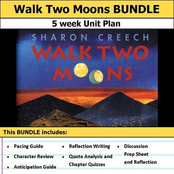 Walk two moons essay