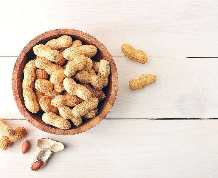 فوائد أكل الفول السوداني المحمص