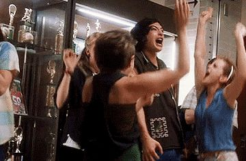 25 Excitement GIFs to Express Your Joy - The Perks of Being a Wallflower