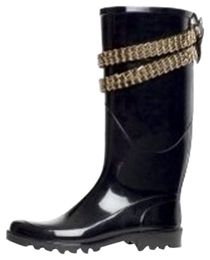 Burberry Wellington Exclusive Black Boots. Get the must-have boots of this season! These Burberry Wellington Exclusive Black Boots are a top 10 member favorite on Tradesy. Save on yours before they're sold out!