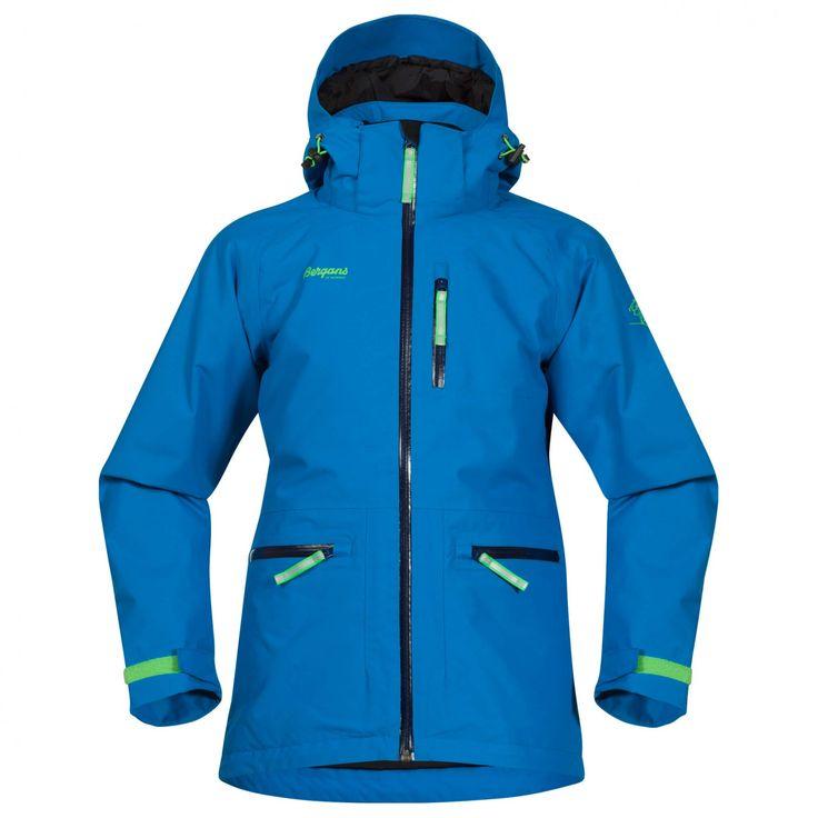 Bergans - Kid's Alme Insulated Jacket - Ski jacket | Free UK Delivery | Alpinetrek.co.uk
