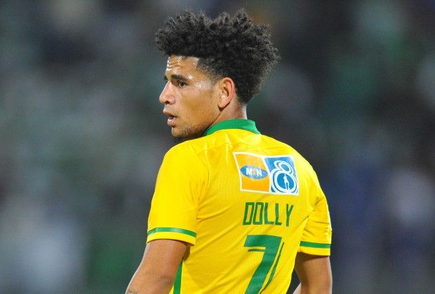 Dolly to good for defenders   South Africa Loves Football