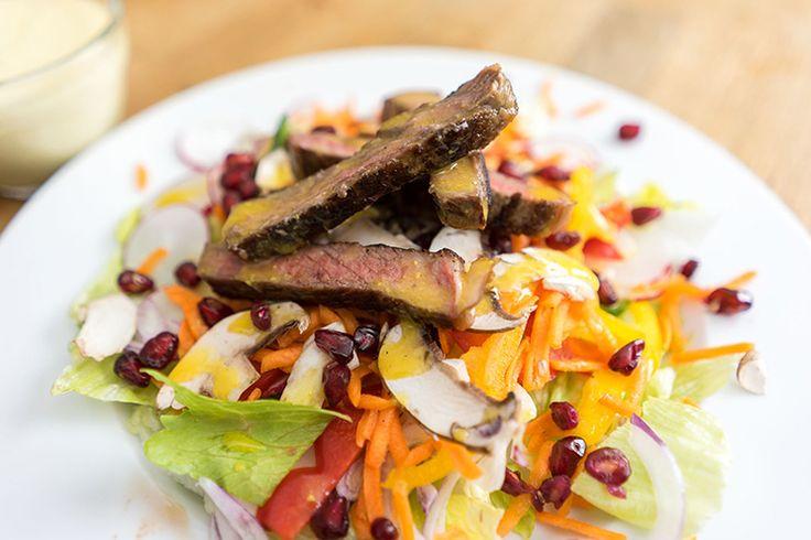 Sallys Lieblings-Salatdressings