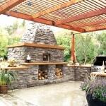 Concevoir une cuisine d'été extérieure