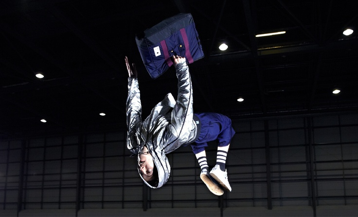 Oki-ni Styled – Eastpak for Wood Wood Modulation Collection Editorial