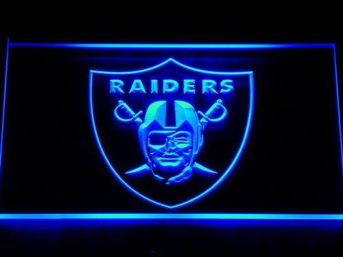 New NFL OAKLAND RAIDERS Football Bar Neon Light Sign