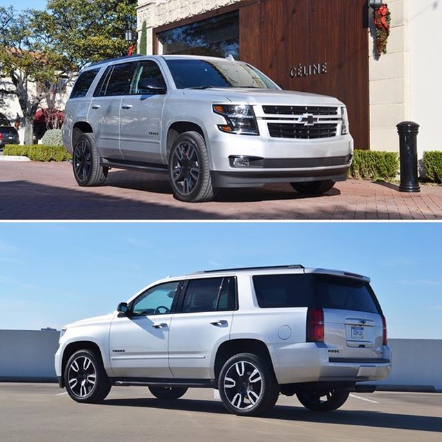 We Put Nearly 1000 Miles On A 2018 Chevrolet Tahoe Rst In The Writer S Home City Of Dallas Texas Making For The