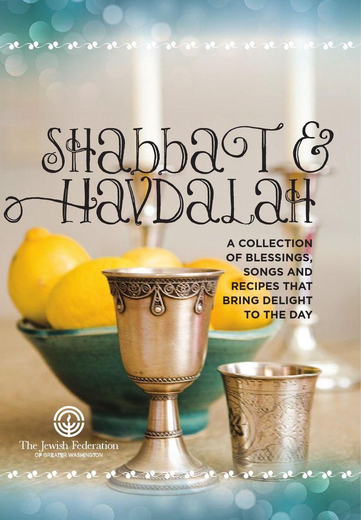Shabbat flip book  Make Shabbat meaningful for your family