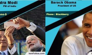 From Modi To Obama, Know Which Mobile Phone Is Used By Top World Leaders